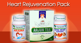 Heart Rejuvenation Pack